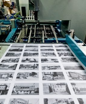 We use High Quality Printer Cutter Machines on All our Projects in NYC
