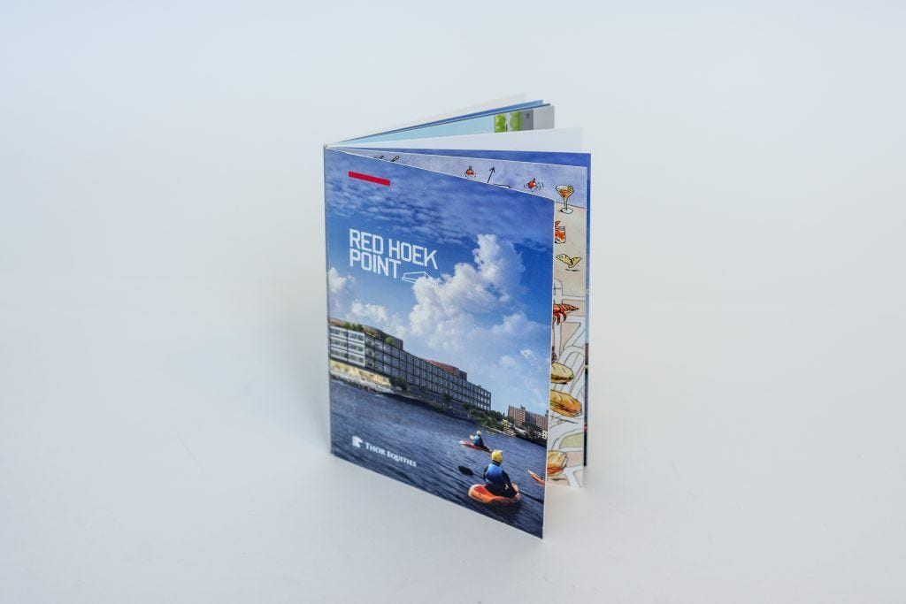 Brochure Printing For Your Business in New York City, NYC
