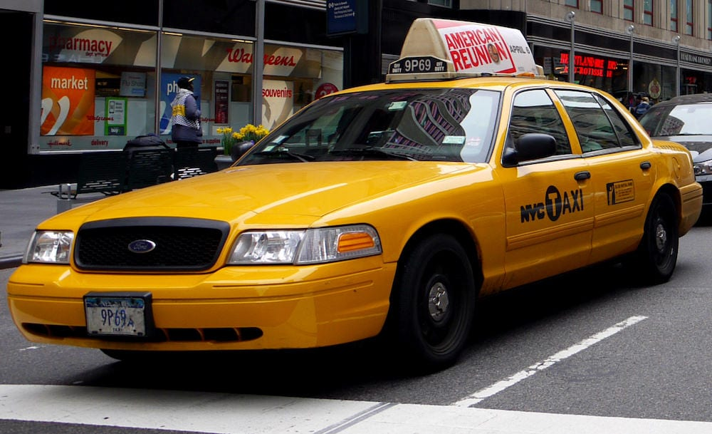 Taxi Top Advertising & Printing in NYC