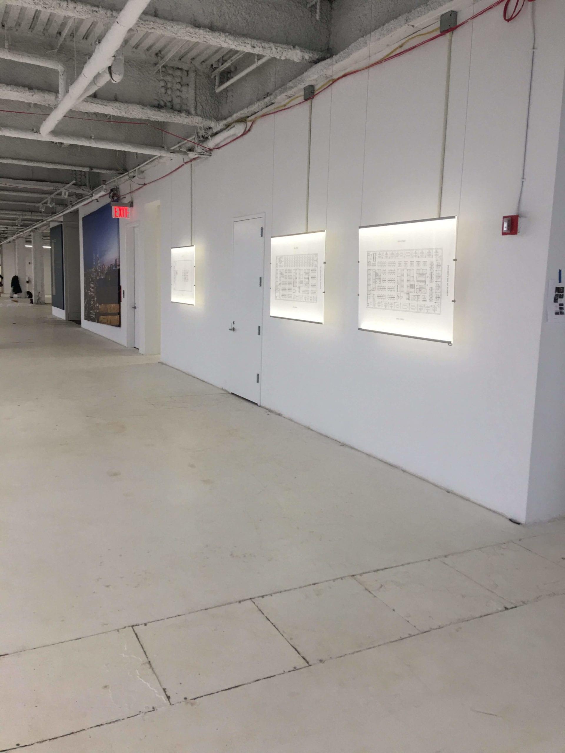 Backlit Acrylic Signs