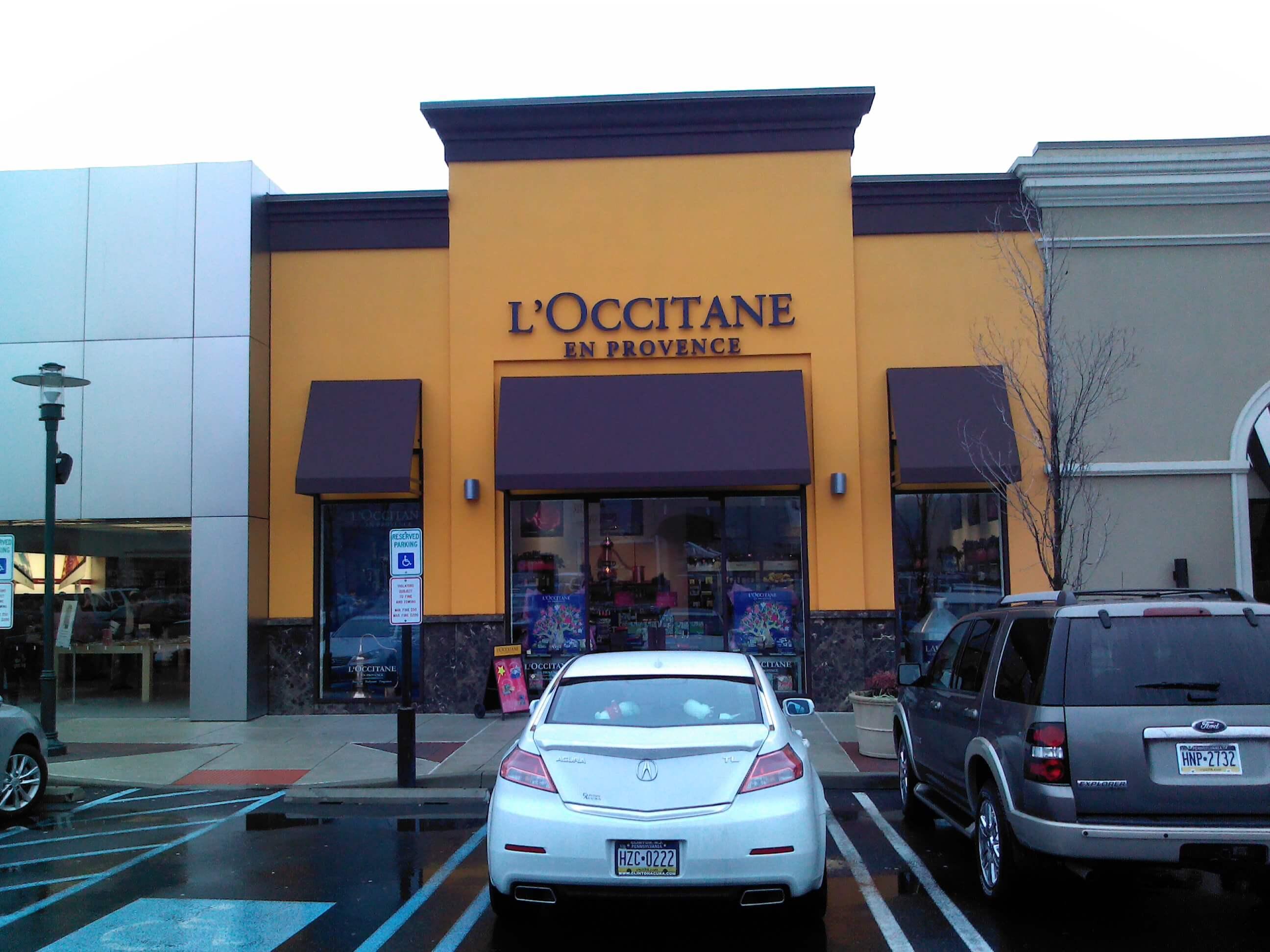 Storefront Signage Fabrication