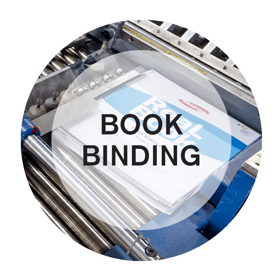 Book Binding Services in NYC