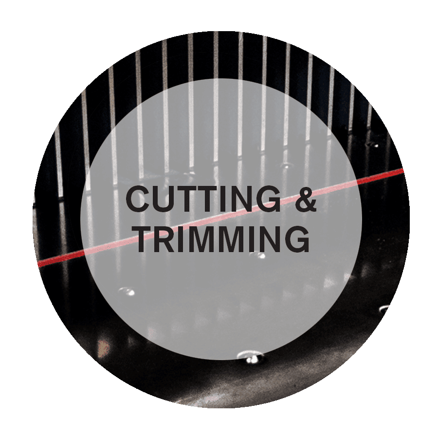 Cutting and Trimming Services in NYC