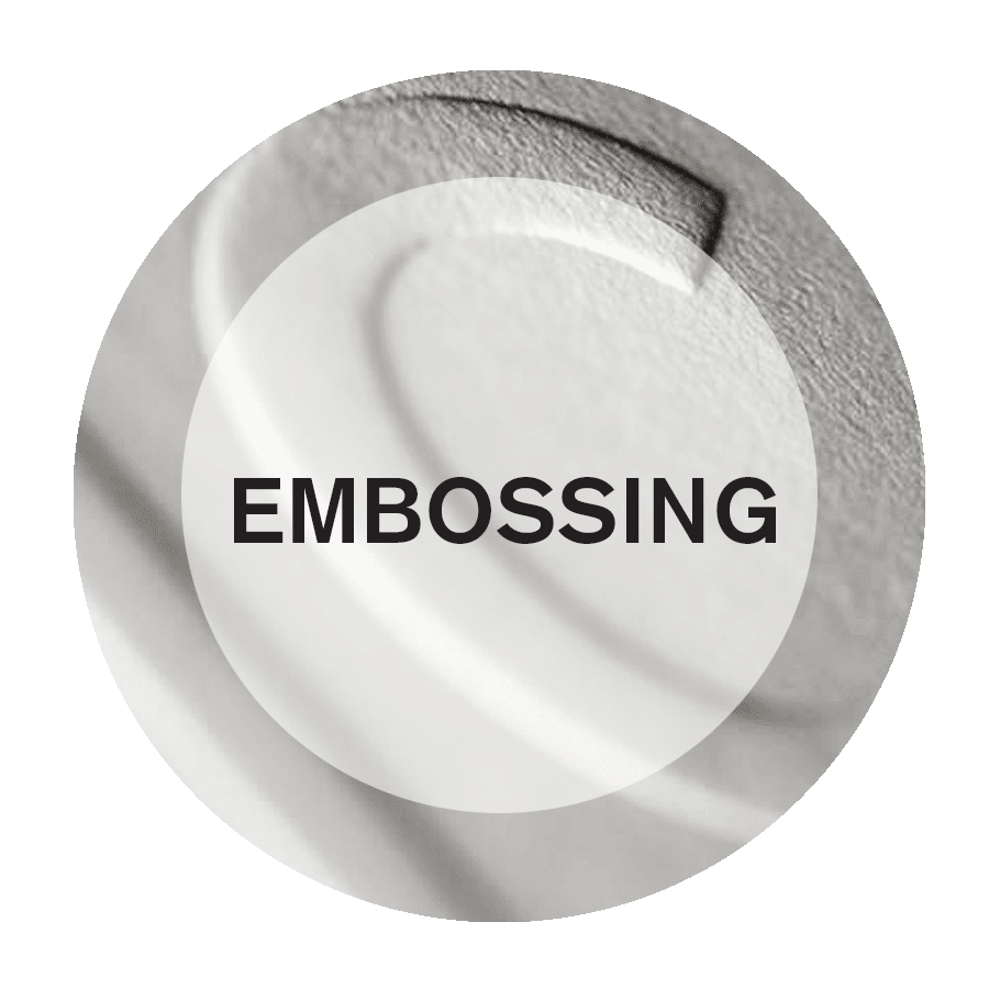 Embossing Services in NYC