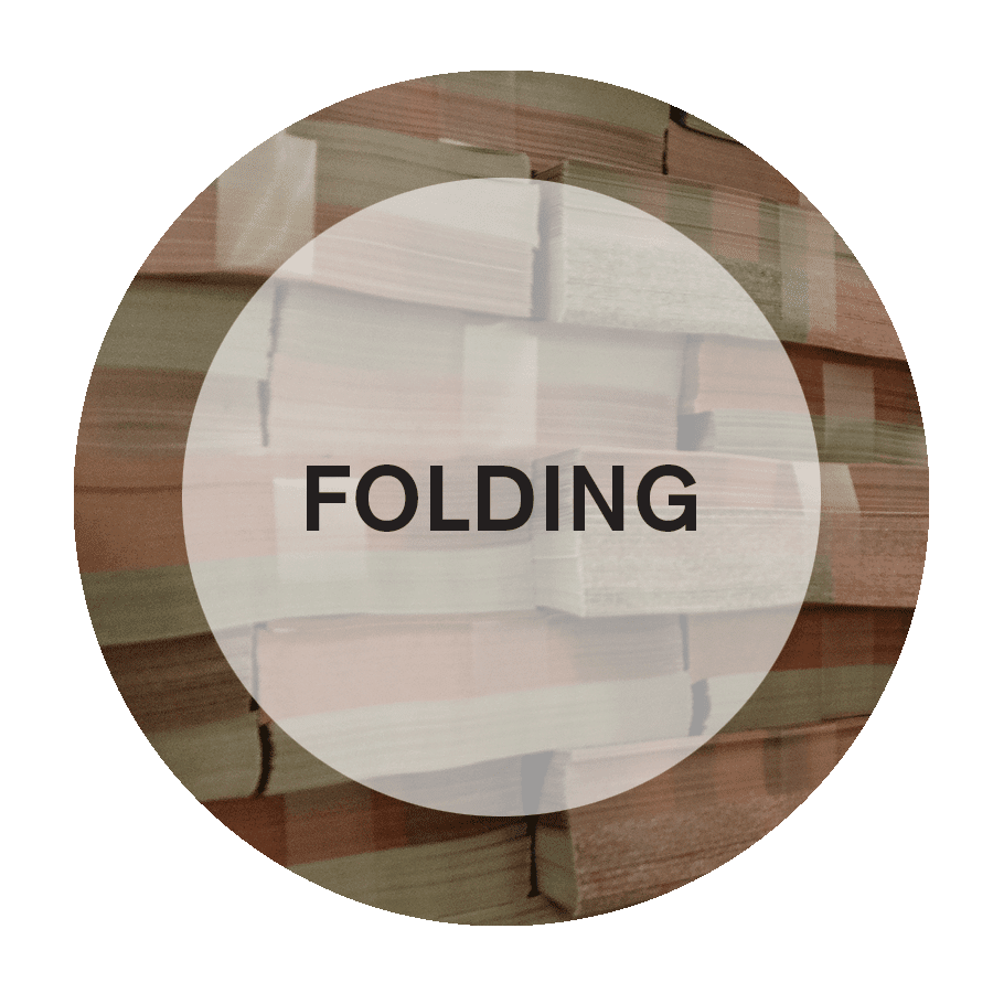 Folding Services in NYC