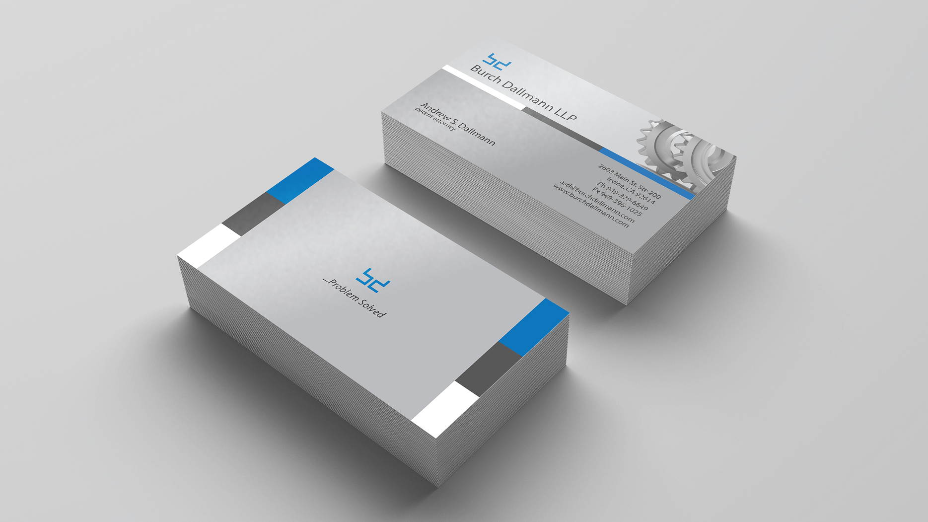 New York City Custom Design Business Cards - VSL Print