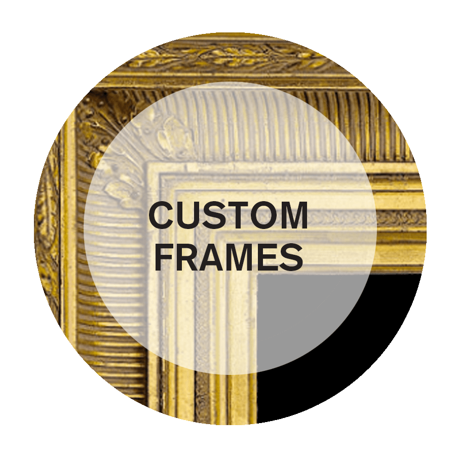 speciality design for custom frame in NYC