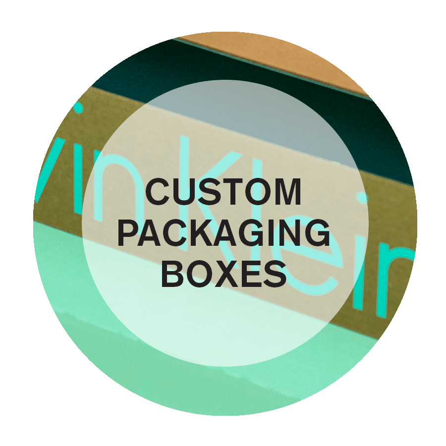 speciality design for custom packaging boxes in NYC