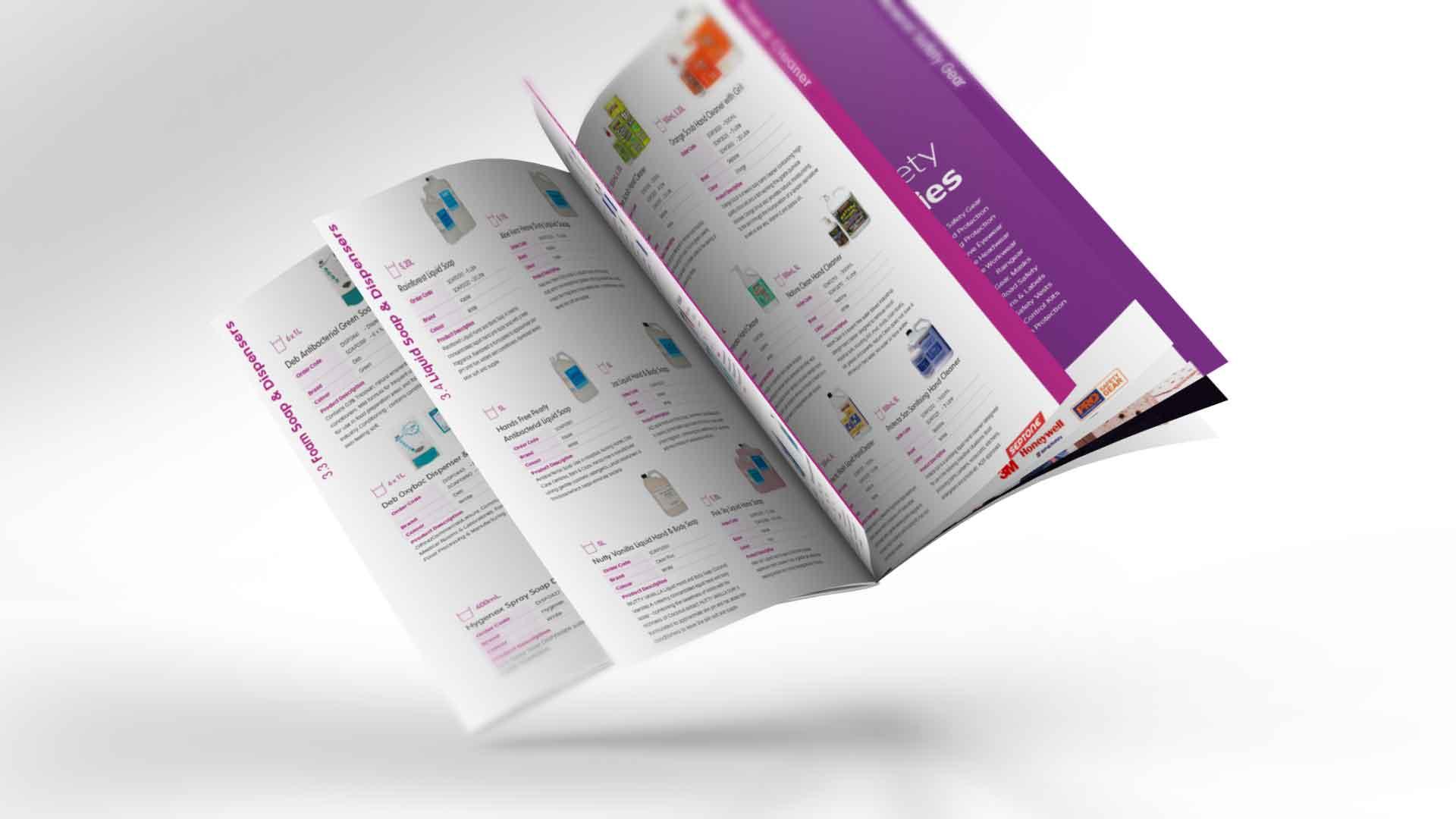 New york city catalogue design company vsl print for New york city design company
