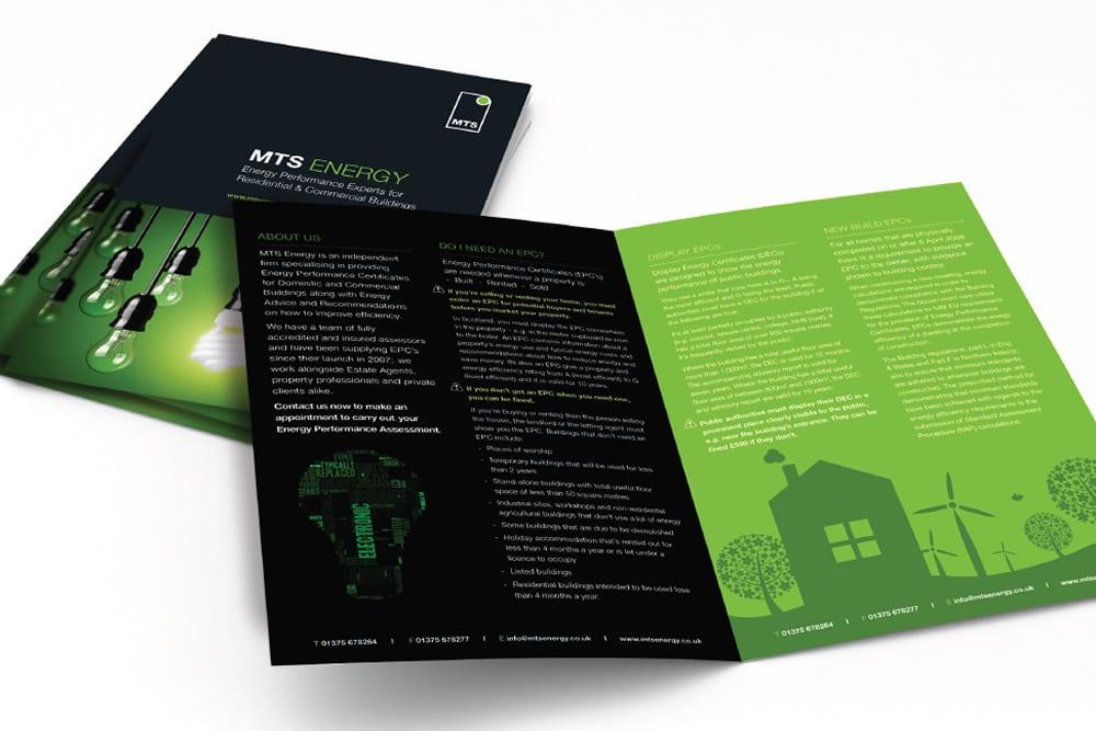 new york city brochure design company vsl print