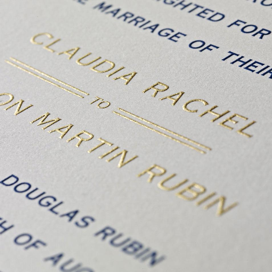 invitation engraving services