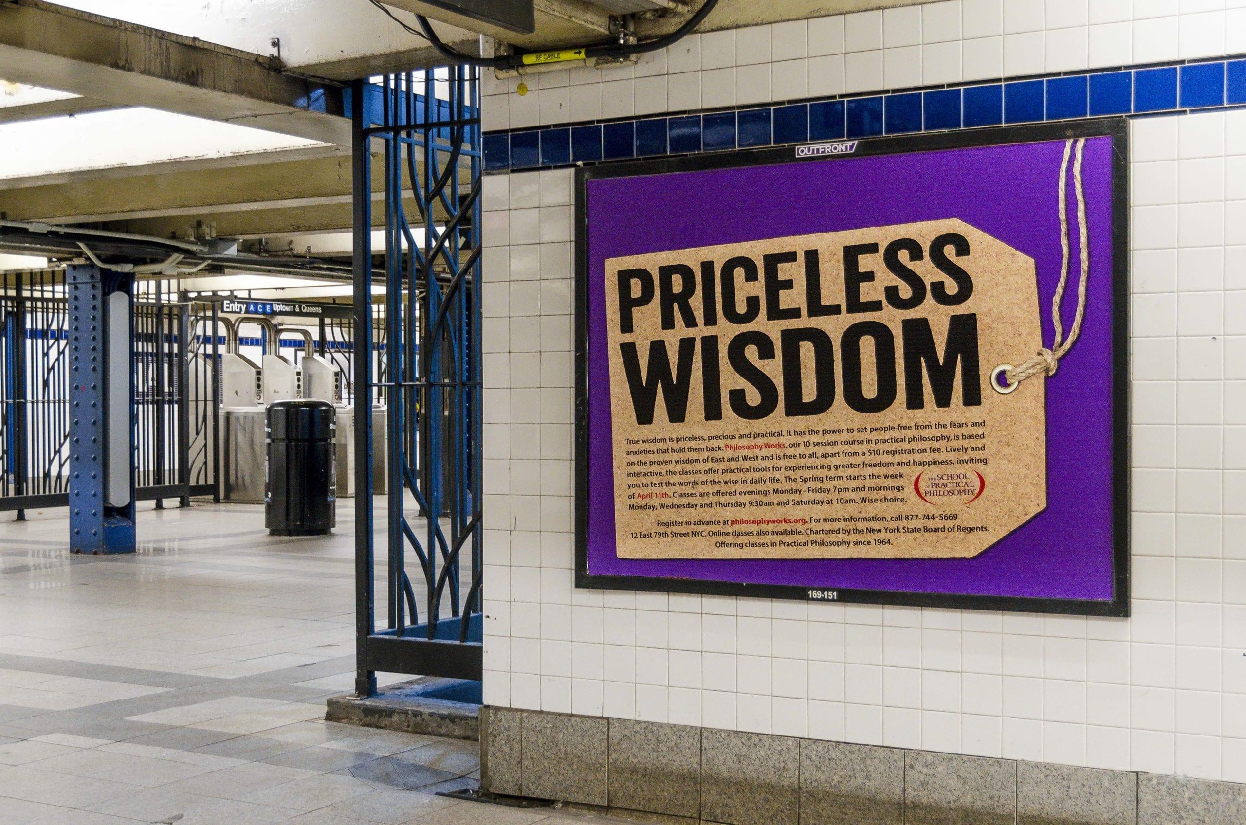 Priceless Wisdom