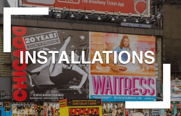 Installation Services NYC