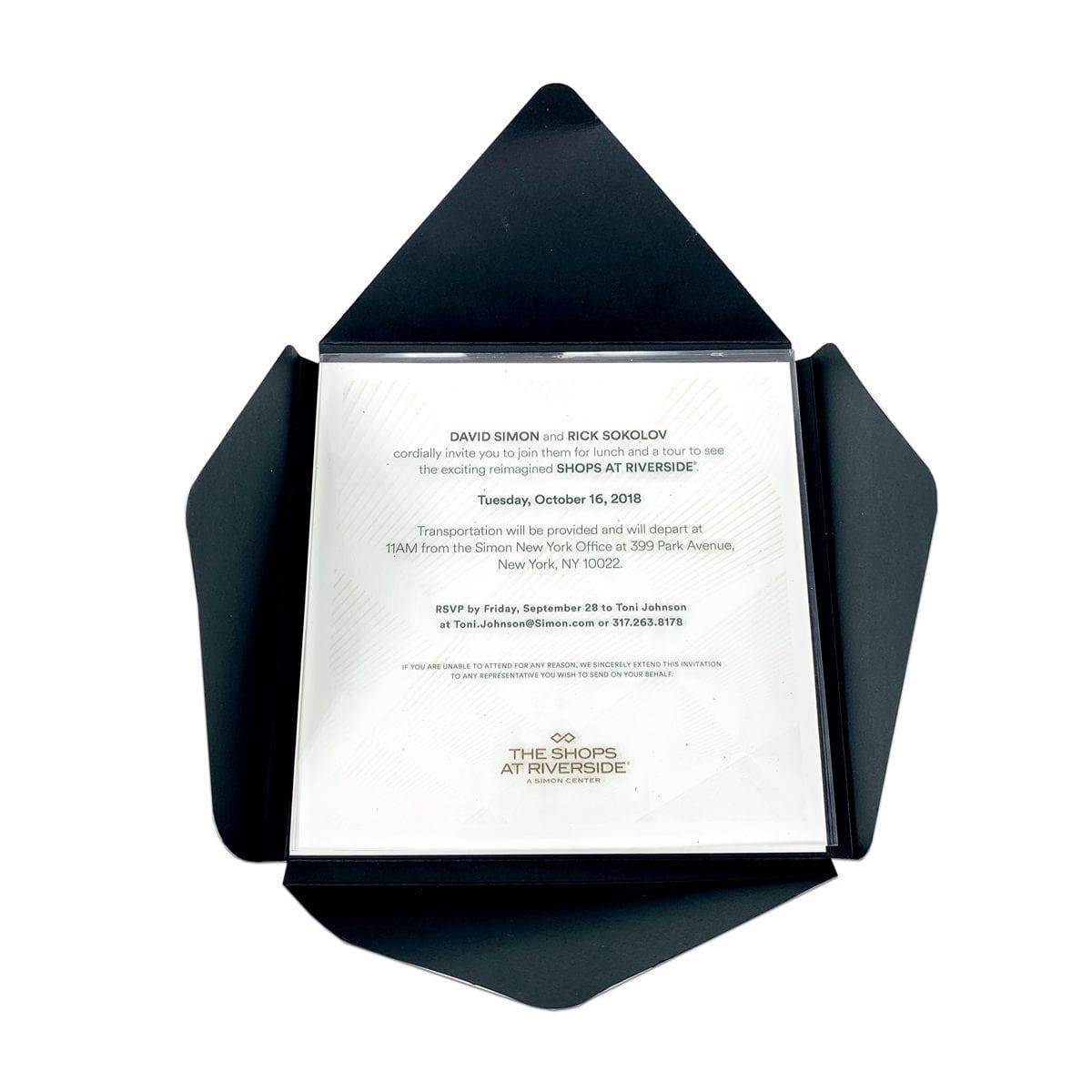 Simon Invitation