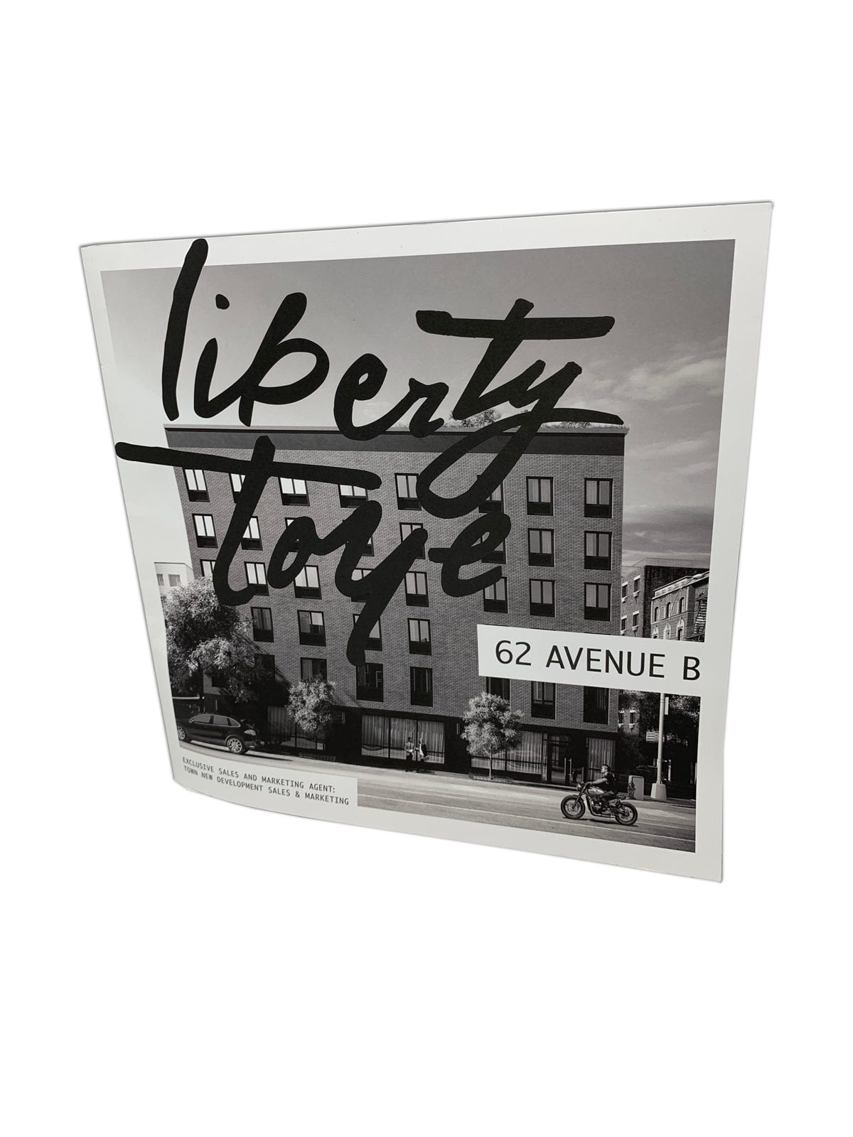 Liberty Toye